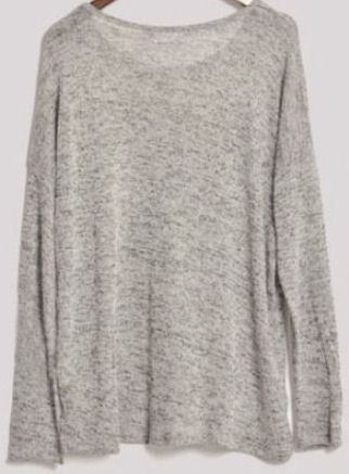 2014 fall fashion trends oversized sweater thin chicnova