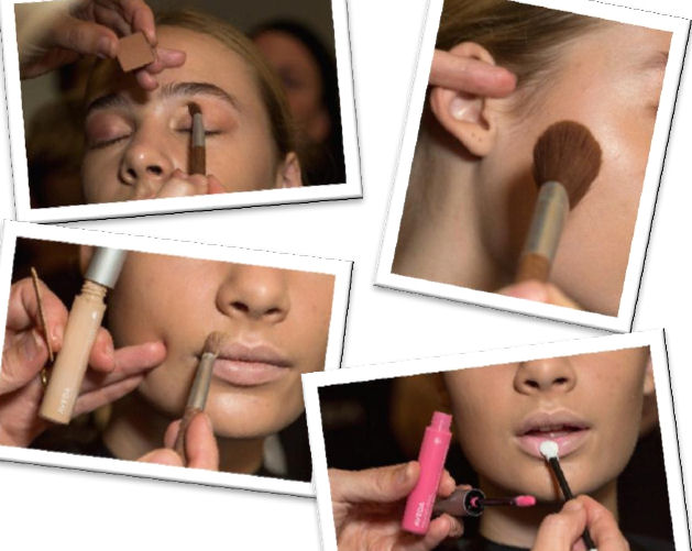 nyfw spring 2015 makeup beauty trends novis