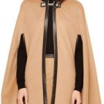 2014 fall fashion trends leather wool capes