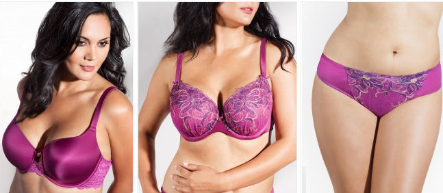 breast cancer awareness products 2014 bras curvy couture