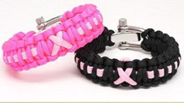 breast cancer awareness products 2014 survival straps bracelets