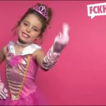 fckh8 video little princess says fuck that