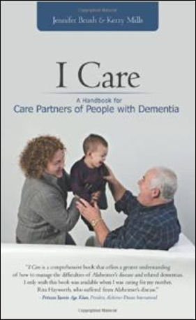 dementia care book kerry mills jennifer brush