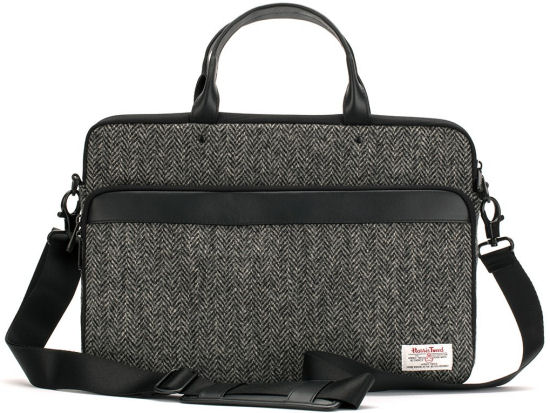 holiday gift guide 2014 women harris tweed laptop bag