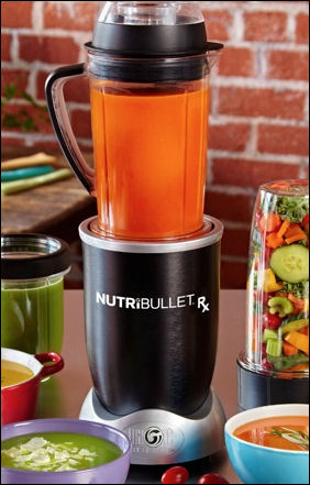 holiday gift guide 2014 womens nutribulletrx blender extractor