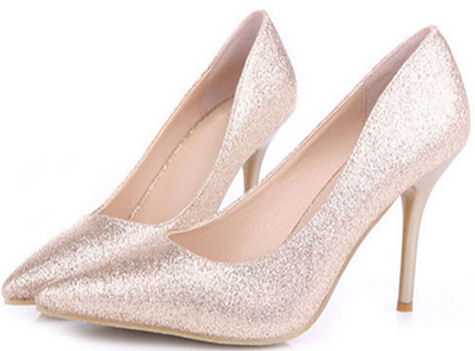 holiday style tips trends 2014 sparkling shoes