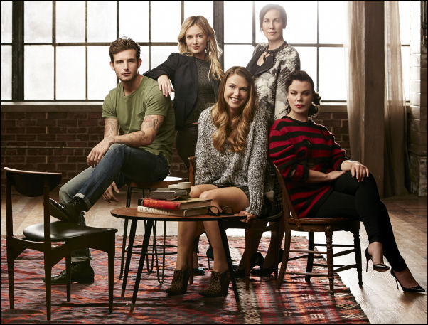 Watch extended scene from new tv land show younger for Tv land tv shows