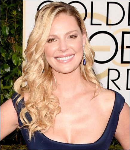 2015 golden globes hairstyles katherine heigl