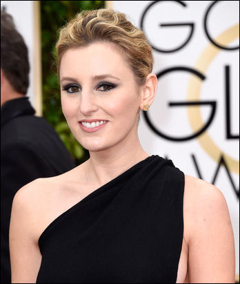 2015 golden globes hairstyles laura carmichael