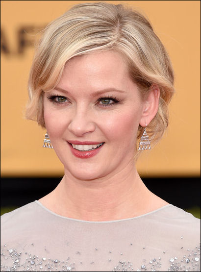 2015 sag awards hair makeup gretchen mol
