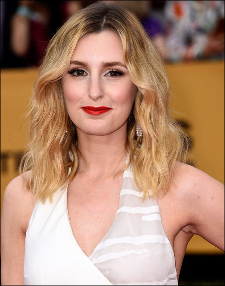 2015 sag awards hair makeup laura carmichael