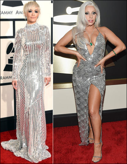 2015 grammys red carpet dresses fashion rita ora lady gaga fushion magazine fashion beauty entertainment celebrity interviews 2015 grammys red carpet dresses fashion