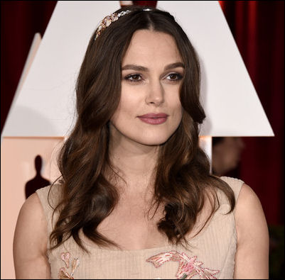 2015 oscar awards hair makeup keira knightley