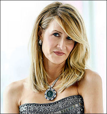 2015 oscar awards hair makeup laura dern