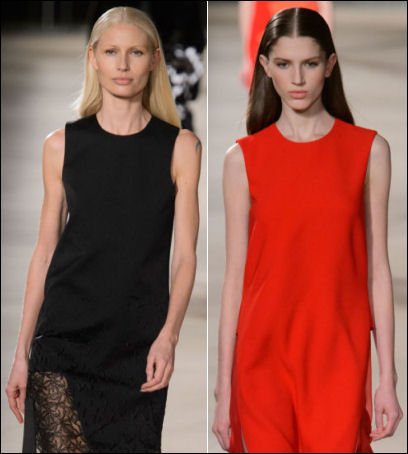 nyfw fall 2015 hairstyles prabal gurung new york fashion week