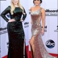2015 billboard music awards red carpet dresses meghan trainor sparkling