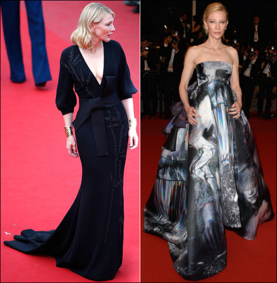2015 cannes red carpet style CATE BLANCHETT
