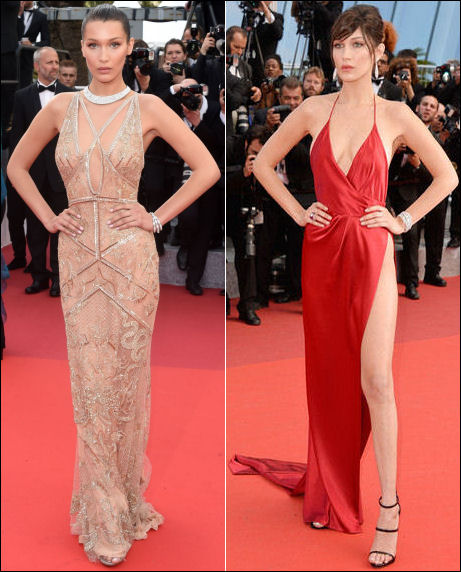 bella-hadid-dresses-cannes-2016-fashion