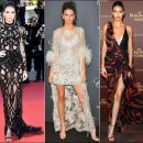 2016 Cannes Film Festival red carpet dresses