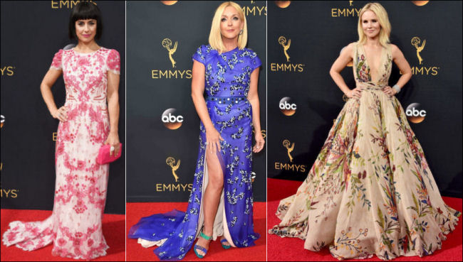 2016-Emmys-red-carpet-dresses-FLOWER-PRINT