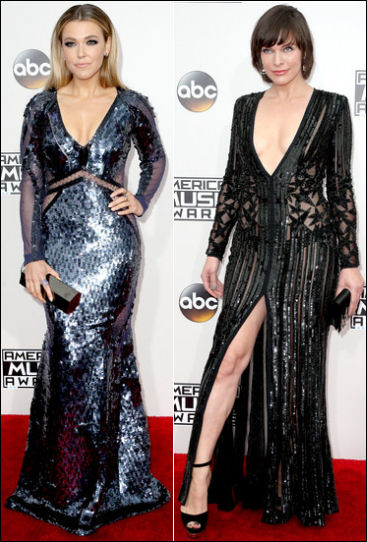 2016-ama-red-carpet-dresses-long-sleeves
