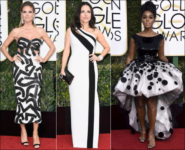 2017-golden-globes-dresses-black-and-white