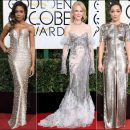 2017 Golden Globe Awards red carpet dresses