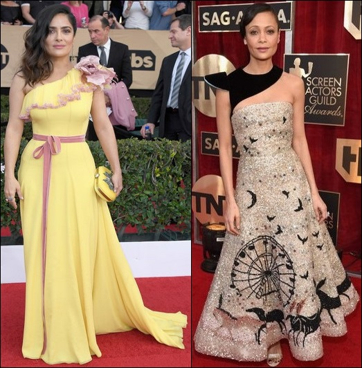 2017-sag-red-carpet-dresses-one-shoulder