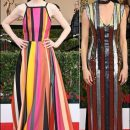 2017 SAG Awards red carpet dresses