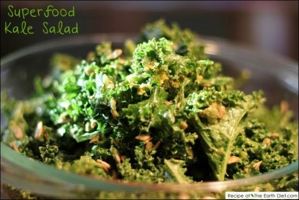 valentines-day-recipes-healthy-kale-salad