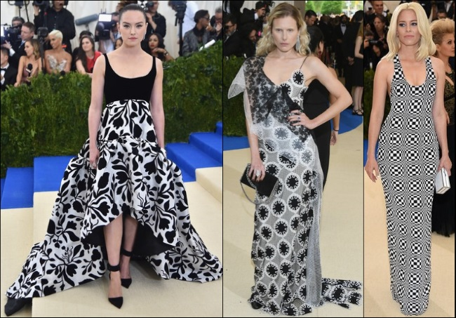 met-gala-2017-black-and-white-dresses-patterns