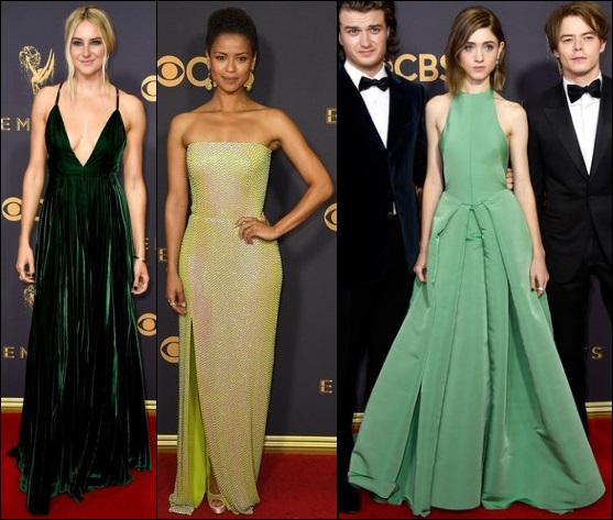 2017-emmys-red-carpet-dresses-green