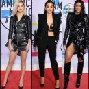 2017 American Music Awards red carpet fashion
