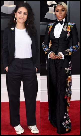 2018-GRAMMYS-red-carpet-fashion-SUITS-alessia-cara-janelle-monae