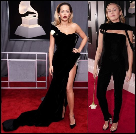 2018-GRAMMYS-red-carpet-fashion-rita-ora-miley-cyrus