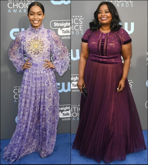2018-critics-choice-awards-red-carpet-dresses-purple