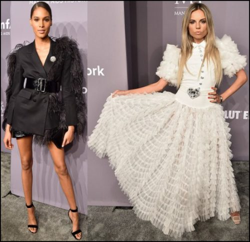 2018-amFAR-red-carpet-dresses-belts