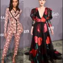 2018 amFAR gala red carpet fashions
