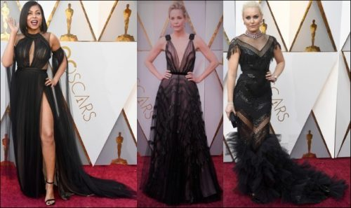 Oscar Awards Dresses