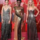 2018 Oscar Awards red carpet dresses