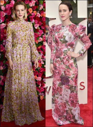 2018-TONY-Awards-red-carpet-fashion-SLEEVES-florals