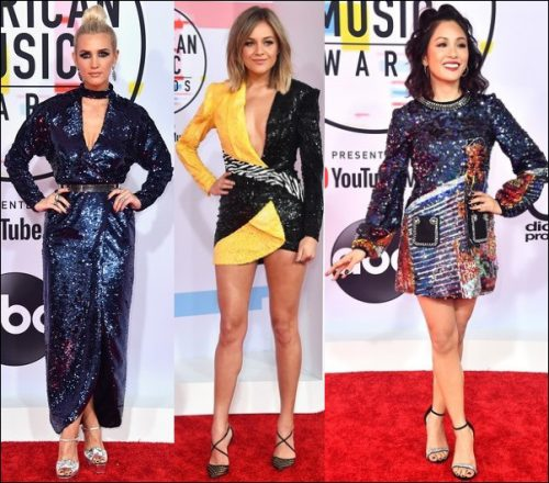 2018-AMERICAN-MUSIC-AWARDS-red-carpet-dresses-ashlee-simpson