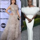 2019 SAG Awards red carpet dresses