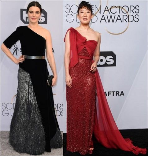2019-SAG-Awards-red-carpet-dresses-ONE-SHOULDER