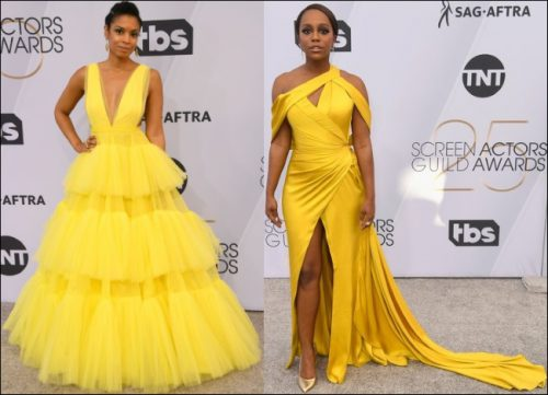 2019-SAG-Awards-red-carpet-dresses-YELLOW