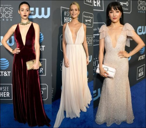 2019-critics-choice-red-carpet-dresses-PLUNGING