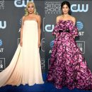 2019 Critics' Choice Awards red carpet fashion