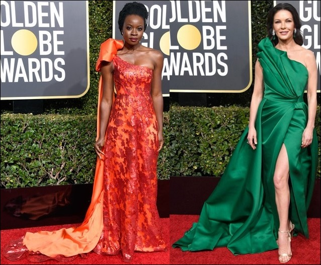 2019-golden-globes-red-carpet-dresses-ONE-SHOULDER