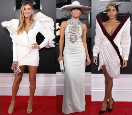 2019-Grammys-red-carpet-dresses-WHITE