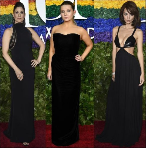 2019-TONY-AWARDS-red-carpet-dresses-BLACK